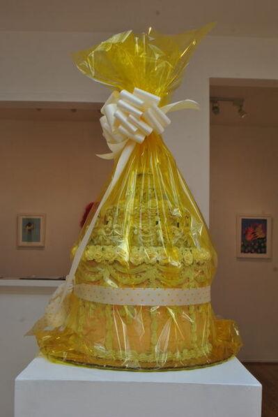 Ana Rodriguez, 'Untitled (Cake)', Mixed media