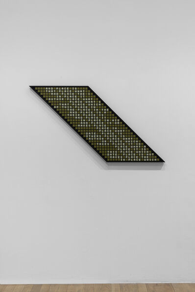 United Visual Artists, 'The Etymologies (parallelogram)', 2017