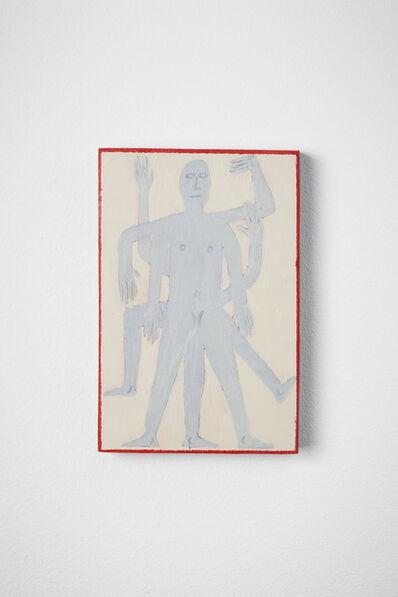 Carlos Alfonso, 'The multiple man', 2018
