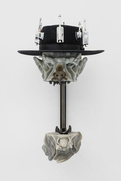 Bradford Kessler, 'Man with hat', 2016