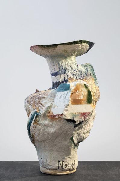 Johannes Nagel, 'erased colours', 2020