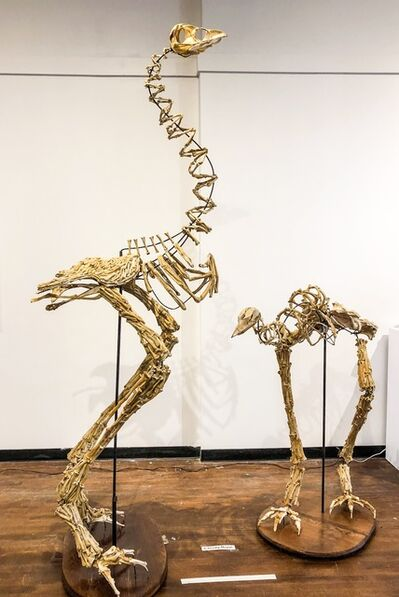 Christy Rupp, 'Two Moas', 2008