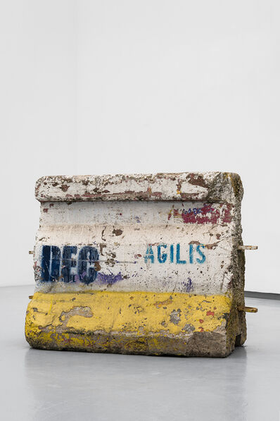 "Eric Baudart, '""Sculpture""', 2017"