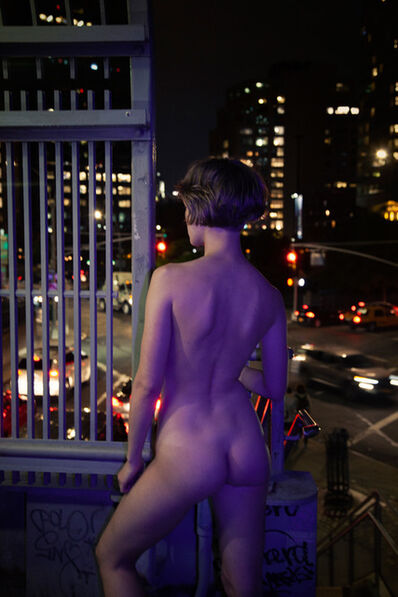 Indira Cesarine, 'Escape in New York (Melissa 10:53pm)', 2019