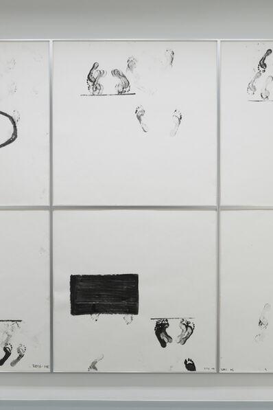 He Xiangyu, 'My Feet 160102', 2016
