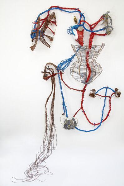 Susana Guerrero, 'Autopsia del mito/Autopsy of the myth', 2016