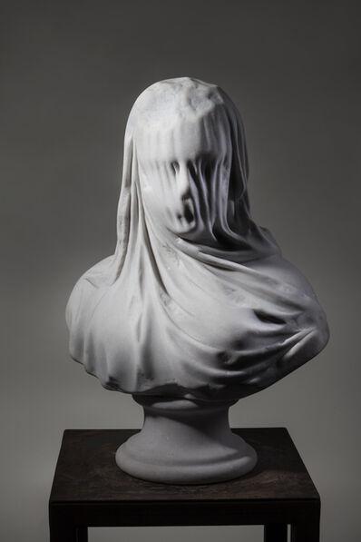 Massimiliano Pelletti, 'Veiled Lady', 2015