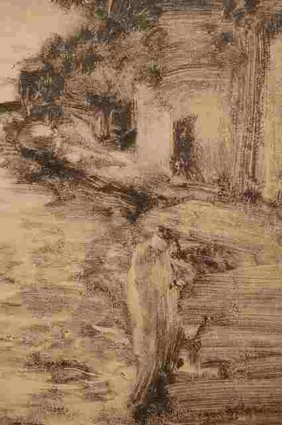 William Merritt Chase, 'Untitled'