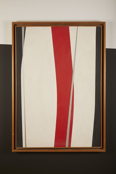 Mohamed Melehi, 'Vertical', 1960