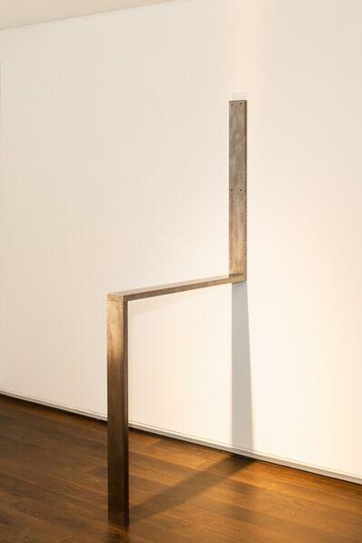 Noriyuki Haraguchi, 'Iron. Crank', 2019