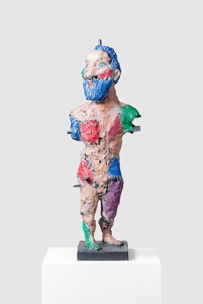 Markus Lüpertz, 'Herkules Entwurfsmodell 4', 2009