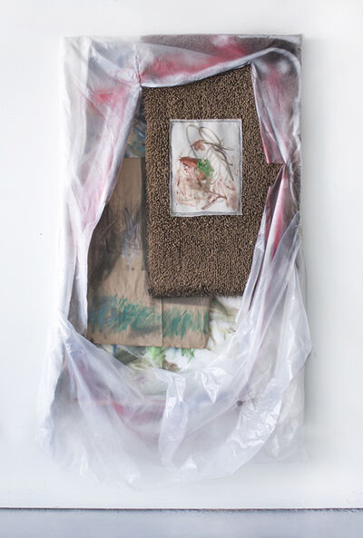 Clara Varas, 'Untitled (Plastic)', 2017