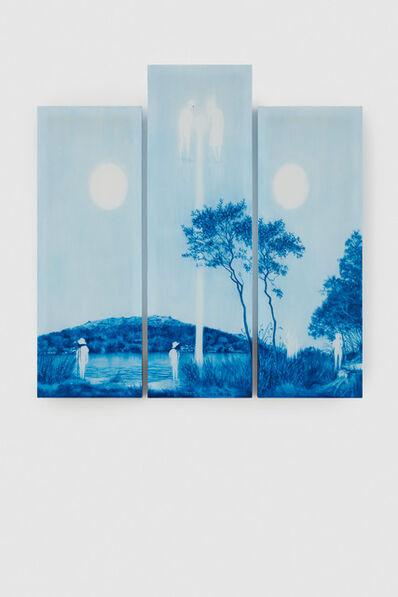 Ruby Swinney, 'Ovals', 2021
