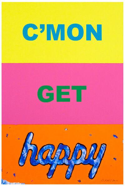 Deborah Kass, 'C'mon Get Happy', 2010