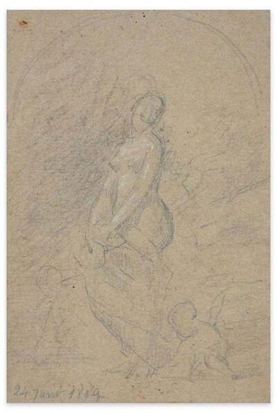 Unknown, 'Nymph', 1989
