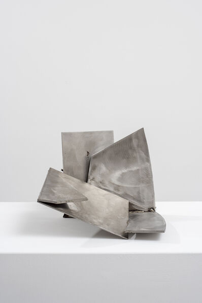 Anthony Caro, 'Stainless Steel Piece 0-0', 1978