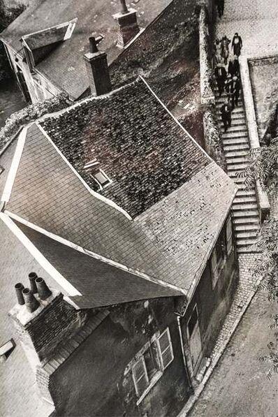André Kertész, 'Rooftops France', 1938