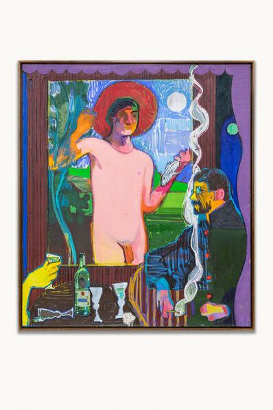Andrew Salgado, 'The Absinthe Drinkers', 2019