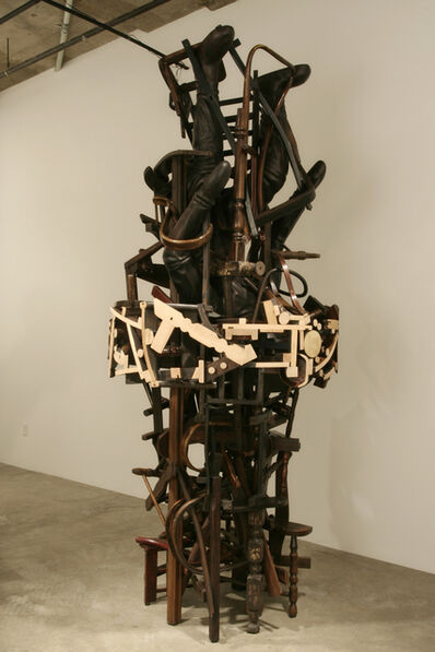 Gilles Mihalcean, 'Wormhole'
