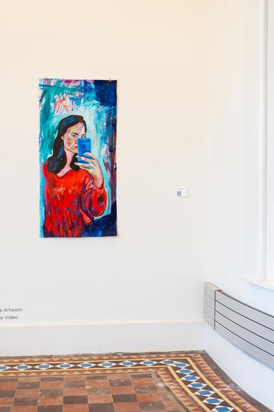 Katherine McMahon, 'Selfie Panel', 2018