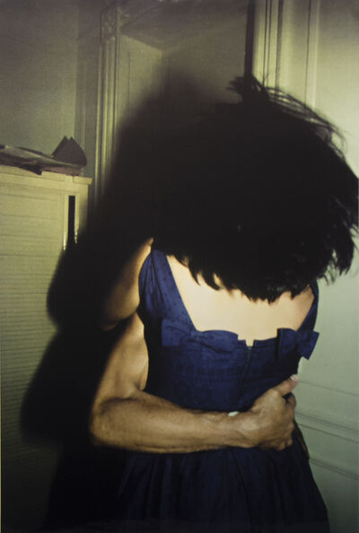 Nan Goldin, 'The hug, New York City', 1980
