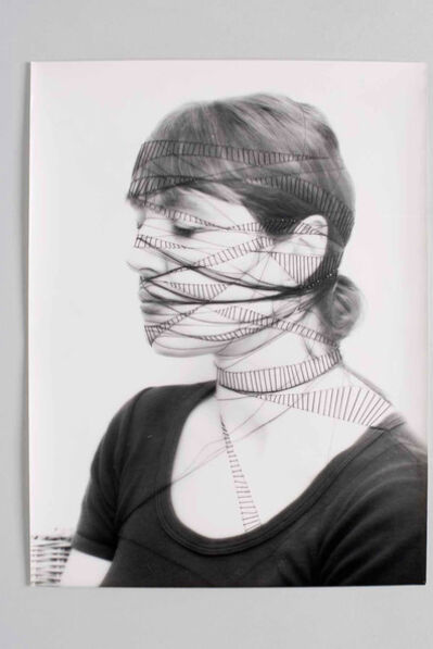 Annegret Soltau, 'Selbst #19 (Self #19)', 1975