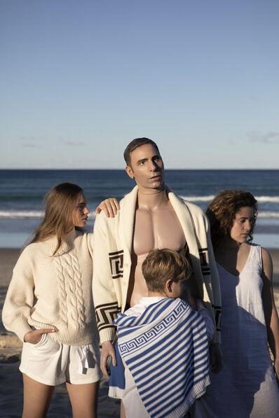 Michael Zavros, 'Dad likes Winter', 2020