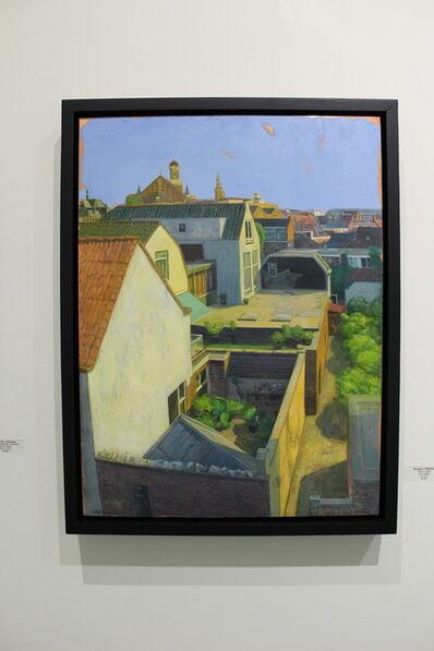 Benjamin J. Shamback, 'View of Leiden', 2021