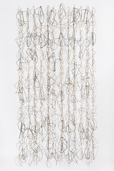 John Garrett, 'Wire Drawing', 2018