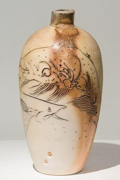 Frank Boyden, 'Fish Vase', 2013