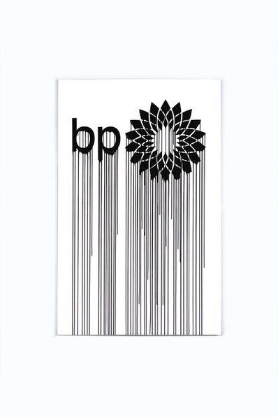 Zevs, 'BP Liquidated', 2016