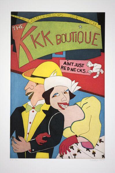 Camille Billops, 'The KKK Boutique Ain't Just Rednecks', 1993