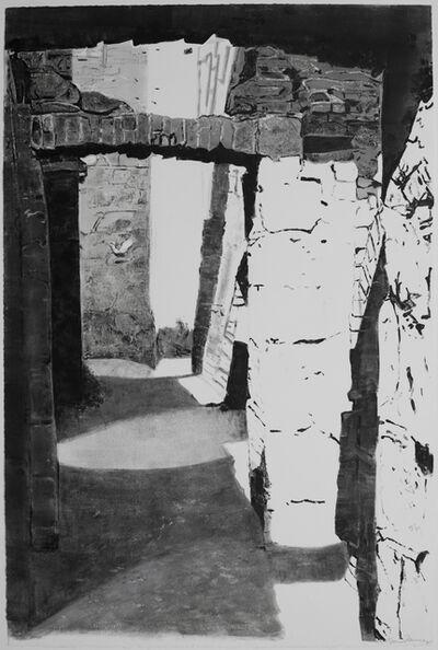 Agnes Murray, 'Approaching Slains Castle #8', 2013