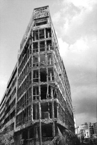 Sophie Ristelhueber, 'Beyrouth, photographs', 1984
