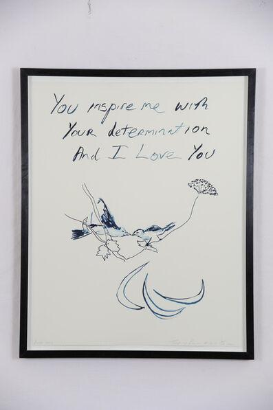 Tracey Emin, 'Birds 2012', 2011