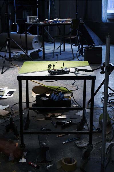 """Cortis & Sonderegger, 'Making of """"Frame 371"""" (by Abraham Zapruder, 1963)', 2015"""