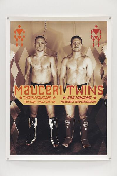 Dana Hoey, 'Mauceri Twins', 2019