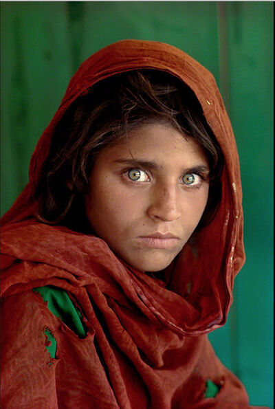 Steve McCurry, 'Afghan Girl', 1984
