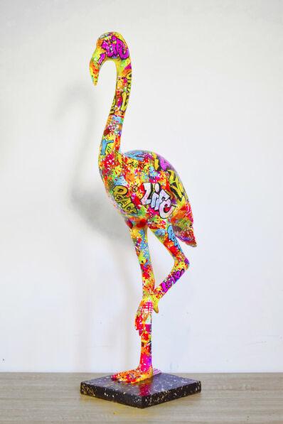 Vincent Bardou, 'Flamingo', 2019