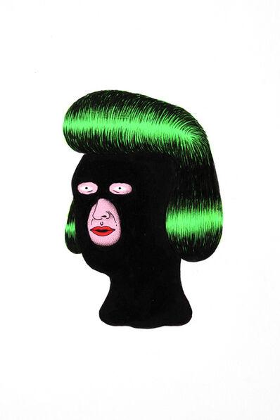 Grip Face, 'Retrato Black Face 2015 - 1', 2010-2016