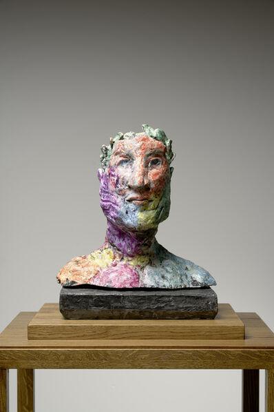 "Markus Lüpertz, '""Fragonard""', 2017"