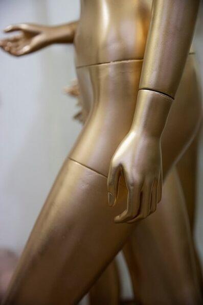 Rachel Lauren, 'Gold-Plated', 2019