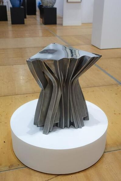 Gil Bruvel, 'Equilateral Apex Stool / Side Table'