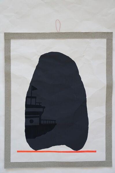 Mick Burson, 'Ship in the night 4 and 4', 2019