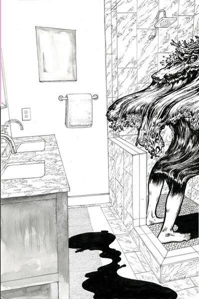 Jiyoun LEE-LODGE, 'Waterman-Bathroom', 2019