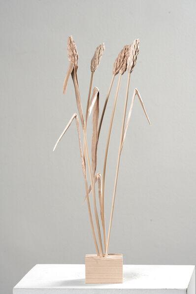Kurt Lightner, 'Wheat Sculpture #14', 2020