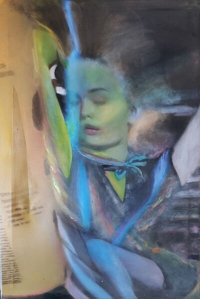 Josepha Gutelius, 'Inhabiting New Earth (Sleeper)', 2020