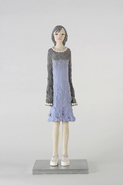 Hiroto Kitagawa, 'TU1431-Blue Girl', 2014