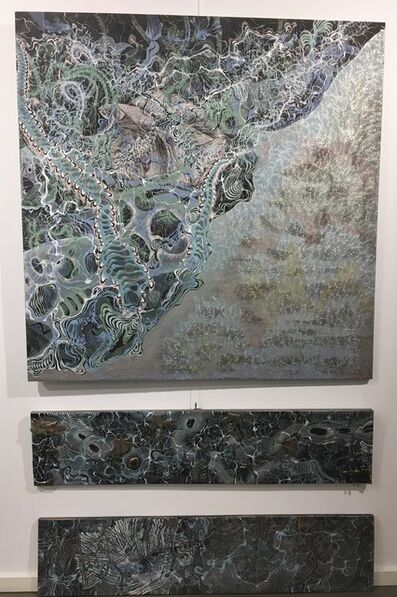 Ketevan Peradze, 'Underwater Universe', 2017