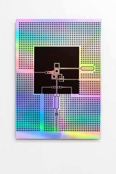 Anna Barham, 'SQUID (superconducting quantum interference device)', 2015